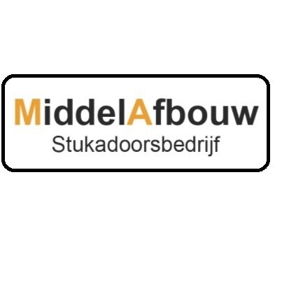 Middel afbouw logo