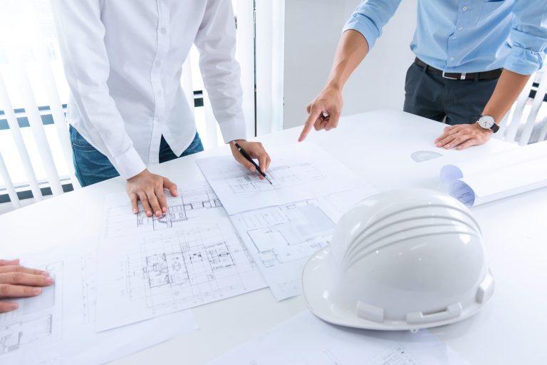 Techniek, productie en bouw
